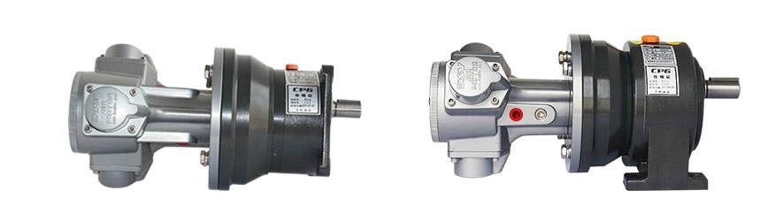 DAM1-IEC配减速机
